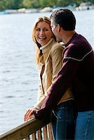 Couple Outdoors    Stock Photo - Premium Rights-Managednull, Code: 700-00199064
