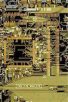 Circuit board Stock Photo - Premium Royalty-Freenull, Code: 604-00223273