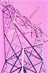 Power tower Stock Photo - Premium Royalty-Free, Artist: Jean-Yves Bruel, Code: 604-00223500