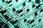 Circuit board Stock Photo - Premium Royalty-Free, Artist: Science Faction, Code: 604-00223992