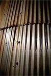 Corrugated metal Stock Photo - Premium Royalty-Free, Artist: David Mendelsohn, Code: 604-00225076