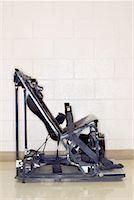 restrained - Restraining chair Stock Photo - Premium Royalty-Freenull, Code: 604-00234212