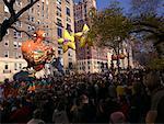 Macy's Thanksgiving Day Parade New York City, New York USA