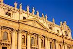 Saint Peter's Basilica Vatican City, Rome, Italy    Stock Photo - Premium Rights-Managed, Artist: Guy Grenier, Code: 700-00262769