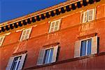Windows, Rome, Italy    Stock Photo - Premium Rights-Managed, Artist: Guy Grenier, Code: 700-00262777