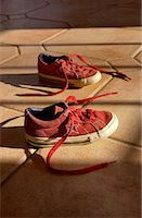 Running Shoes    Stock Photo - Premium Rights-Managednull, Code: 700-00268349
