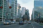 Busy Street in City Vancouver British Columbia Canada    Stock Photo - Premium Rights-Managed, Artist: Noel Hendrickson, Code: 700-00268865