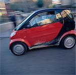 Smart Car    Stock Photo - Premium Rights-Managed, Artist: Jeremy Maude, Code: 700-00269655