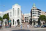 Rodeo Drive, Beverly Hills California, USA    Stock Photo - Premium Rights-Managed, Artist: Roy Ooms, Code: 700-00275090