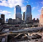 Ground Zero New York, New York, USA    Stock Photo - Premium Rights-Managed, Artist: Michael Mahovlich, Code: 700-00280321