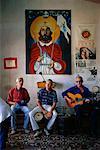 Musicians Santiago de Cuba, Cuba