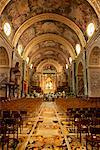 Interior of St John's Cathedral Valletta, Malta    Stock Photo - Premium Rights-Managed, Artist: Peter Barrett, Code: 700-00281160