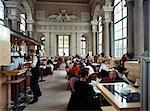 Cafe at Schoenbrunn Palace Vienna, Austria