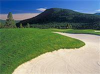 Bootleg Gap Golf Course Kimberley, British Columbia Canada    Stock Photo - Premium Rights-Managednull, Code: 700-00281403