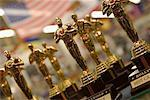 Academy Awards Trophies    Stock Photo - Premium Rights-Managed, Artist: Roy Ooms, Code: 700-00281481