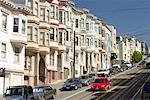 Street Scene, San Francisco California, USA    Stock Photo - Premium Rights-Managed, Artist: Roy Ooms, Code: 700-00281489