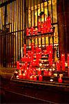 Candles in Church    Stock Photo - Premium Rights-Managed, Artist: Peter Barrett, Code: 700-00281537