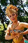 Balinese Dancer    Stock Photo - Premium Rights-Managed, Artist: Carl Valiquet, Code: 700-00285423