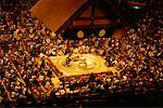 Sumo Wrestling Competiton    Stock Photo - Premium Rights-Managed, Artist: Tom Feiler, Code: 700-00286837