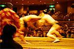 Sumo Wrestling Competiton    Stock Photo - Premium Rights-Managed, Artist: Tom Feiler, Code: 700-00286838