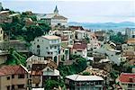 Overview of City, Antananarivo, Madagascar