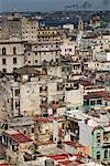 Old Havana, Cuba    Stock Photo - Premium Rights-Managed, Artist: Jeremy Woodhouse, Code: 700-00356700