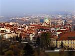 Lesser Town Prague, Czech Republic    Stock Photo - Premium Rights-Managed, Artist: David Zimmerman, Code: 700-00357081