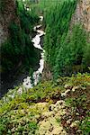 Spahats Creek Gorge, Wells Gray Provincial Park, British Columbia, Canada