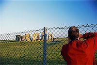 Man Photographing Stonehenge    Stock Photo - Premium Rights-Managednull, Code: 700-00361768