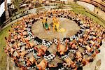 Kecak Dancers, Junjungan Village, Bali    Stock Photo - Premium Rights-Managed, Artist: Carl Valiquet, Code: 700-00365734