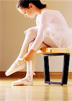 Ballerina    Stock Photo - Premium Royalty-Freenull, Code: 600-00378008