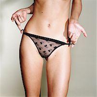 female crotch - Female midriff Stock Photo - Premium Royalty-Freenull, Code: 614-00393121