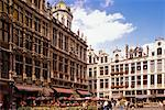 Grand Place, Grote Markt, Brussels, Belgium    Stock Photo - Premium Rights-Managed, Artist: Bryan Reinhart, Code: 700-00425220