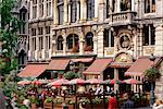 Grand Place, Grote Markt, Brussels, Belgium    Stock Photo - Premium Rights-Managed, Artist: Bryan Reinhart, Code: 700-00425221