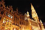 Exterior of City Hall, Grote Markt, Brussels, Belgium    Stock Photo - Premium Rights-Managed, Artist: Bryan Reinhart, Code: 700-00425239
