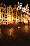 Grand Place, Brussels, Belgium    Stock Photo - Premium Rights-Managed, Artist: Marco Cristofori, Code: 700-00425241