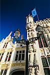 City Hall, Brugge, Belgium    Stock Photo - Premium Rights-Managed, Artist: Bryan Reinhart, Code: 700-00425273