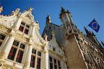 City Hall, Brugge, Belgium    Stock Photo - Premium Rights-Managed, Artist: Bryan Reinhart, Code: 700-00425274