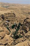 St George Monastery, Wadi Qelt, West Bank    Stock Photo - Premium Rights-Managed, Artist: Alberto Biscaro, Code: 700-00429681