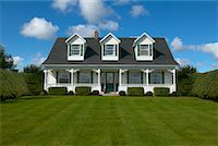 quaint house - House    Stock Photo - Premium Rights-Managednull, Code: 700-00430908
