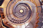 Spiral Staircase    Stock Photo - Premium Rights-Managed, Artist: Matt Brasier, Code: 700-00438897