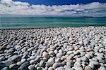 Beach on Lake Superior, Marathon, Ontario, Canada