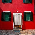 House in Burano, Venice, Italy    Stock Photo - Premium Rights-Managed, Artist: Alberto Biscaro, Code: 700-00476889
