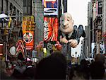 Macy's Thanksgiving Day Parade, Times Square, New York City, New York, USA