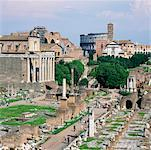 Overview of the Roman Hole, Rome, Italy    Stock Photo - Premium Rights-Managed, Artist: Alberto Biscaro, Code: 700-00477878
