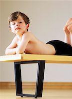 Portrait of Boy    Stock Photo - Premium Royalty-Freenull, Code: 600-00478071
