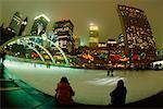 Nathan Philips Square, Toronto, Ontario, Canada    Stock Photo - Premium Rights-Managed, Artist: Rommel, Code: 700-00478677