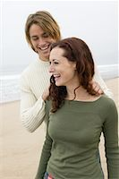 peter griffith - Couple On the Beach    Stock Photo - Premium Rights-Managednull, Code: 700-00515078