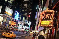 restaurant new york manhattan - Broadway and Times Square, New York, New York, USA    Stock Photo - Premium Rights-Managednull, Code: 700-00518671