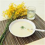 Corn Chowder Soup    Stock Photo - Premium Rights-Managed, Artist: Edward Pond, Code: 700-00518970